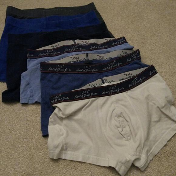 79eeb217c44d2 H&M Underwear & Socks | Hm Mens Boxer Briefs 6 Pairs | Poshmark